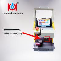 Buy cheap Computerised Dimple Automated Key Machine Locksmith Key Cutting Machine from wholesalers