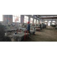 Buy cheap 3m width Automatic PLC Double Wire feeding Chain Link Fence Machine/chain link machine from wholesalers