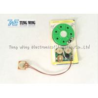 30 seconds Toy Sound Module With A Button For Birthday Greeting Card Manufactures