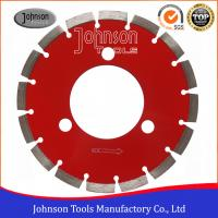 Buy cheap 200mm Diamond Concrete Saw Blades For High Speed Hand Held Saws And Angle Grinders from wholesalers