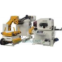 Buy cheap Automatic Nc Hydraulic Servo Sheet Metal Coil Feeder With 380V Voltage from wholesalers