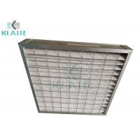Buy cheap Fine Particle Filtration High Temperature Air Filter Woring in 270C Heat Oven from wholesalers