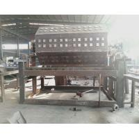 Buy cheap High output Waste Paper Carton Pulp Molded Egg Tray Making Machine Price from wholesalers