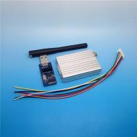 Buy cheap 100mW Industrial RF module SV612 433.92 wireless rf fsk gfsk transmitter and receiver module from wholesalers