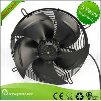 Buy cheap Equipment Cooling AC Industrial Exhaust Fans With Metal Impeller High Speed from wholesalers