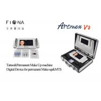 Buy cheap distributors wanted Artmex V8 Digital Semi Permanent Make Up Tattoo Machine With Medical Ce from wholesalers