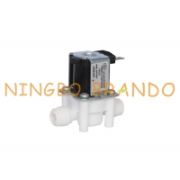 Buy cheap 1/4'' 24VDC Domestic POM Plastic RO Solenoid Valve For Water Purifier from wholesalers