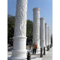 Wholesale large Marble pillar for the square from china suppliers
