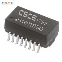 Buy cheap High Frequency / Current Electronic Power Transformer 16 Pin OCL 350uh Min from wholesalers