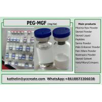 Buy cheap Bodybuilding Injectable Lyophilized PEG-MGF Peptides MGF For Mechano Human Growth Hormone from wholesalers