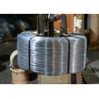 Patented Cold Drawn Unalloyed Spring Steel Wire Finish Phosphate and Dry Drawn Manufactures