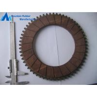 Buy cheap Heat Absorbing Slip Clutch Disc with Micro Motor Friction ( Coefficien 0.38 - 0.42 ) from wholesalers