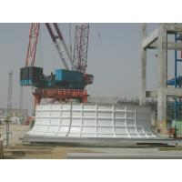 Buy cheap ACC Fan ring / FRP fan stack Cooling Tower Parts Replace , Customized Dimension from wholesalers
