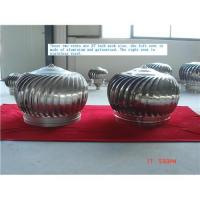 Wind turbine air ventilator(motorless) Manufactures