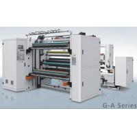 Buy cheap Automatic Tension Control Paper Roll Slitting & Rewinding Machine Unwinding Paper Core Dia 3 / 6″ from wholesalers