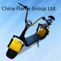 Buy cheap 1000W Electric Mobility Scooter with F/R Shocks, 2 Seats 60V/30ah from wholesalers