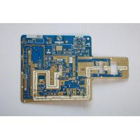Buy cheap 0.127MM 3003 RF Rogers PCB for HF Power Amplifiers / RF Transceiver from wholesalers