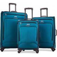Buy cheap TSA Lock Aluminum trolley Spinner Wheels Softside Luggage product