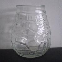 Buy cheap Glass candle jar with 500ml capacity from wholesalers