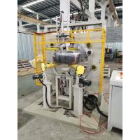 Wholesale Precision Carton Stretch Wrapping Machine , Adjustable Arm Coil Packing Machine from china suppliers