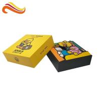 Buy cheap Hard Cardboard Packaging Box Gloss / Matt Lamination With Lid Printing Riddles Book from wholesalers