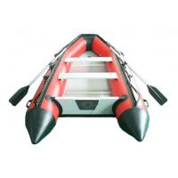 Buy cheap PVC inflatable boat tube covers , inflatable pontoon boat fishing from wholesalers