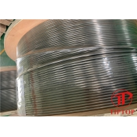 Buy cheap 3/8 316L Bright Annealed SS Oil Well Coiled Tubing from wholesalers
