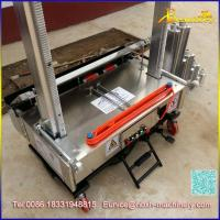 Buy cheap New high quality automatic wall plastering machine renderer wall-brushing machine from wholesalers