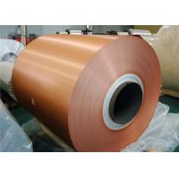 Buy cheap Color Coated Aluminum Coil / Mirror Finish Aluminum Sheet for Anodizing from wholesalers