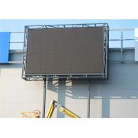 Buy cheap IP65 MBI5124 P8mm P10mm led video screen Advertising Outdoor High brightness from wholesalers