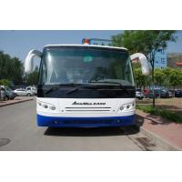 Wholesale Customized 51 Passenger Airport Apron Bus , Small Turning Radius Airport Coach from china suppliers