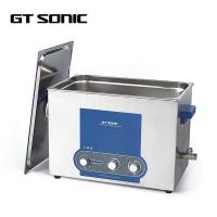 Buy cheap 40kHz Commercial Ultrasonic Cleaner , Heating Ultrasonic Cleaning Device from wholesalers