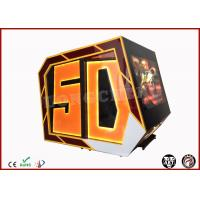 Buy cheap Removable 2 Seats Mini 5d Film 5D Cinema Equipment High Resolation from wholesalers
