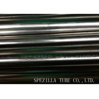 Buy cheap ASTM A789 Round Duplex Stainless Steel Tube Max Length 12000MM 5/8xBWG18 from wholesalers