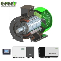 Buy cheap N52 Grade NdFeB Permanent Magnetic Power Generator 900RRM from wholesalers