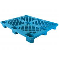 Buy cheap Double Face Vented Top Deck Heavy Duty Pallet , Colored PP Plastic Floor Pallet from wholesalers