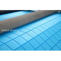 Buy cheap Artificial Turf Shock Pad Underlay For baseball Field , Artificial Grass Underlay from wholesalers