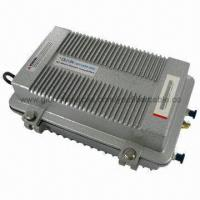 Buy cheap CATV Trunk Amplifier/Outdoor Bi-directional CATV Amplifier/CATV Trunk Amplifier with Return Path from wholesalers