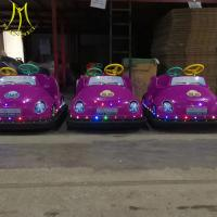 Buy cheap Hansel outdoor walking electronic children's car machine bumper car toys from wholesalers