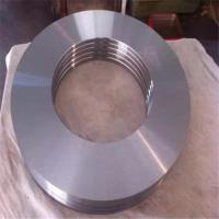 Buy cheap Round Metal Paper Tube Cutting 400mm coil slitting blade from wholesalers