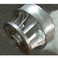 Horizontal Shaft Francis Turbine Runner with 0Cr13Ni4Mo stainless steel material