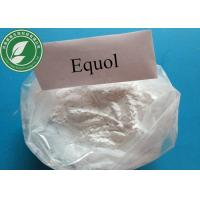 Buy cheap Bulking Raw Steroid Powders Equol Muscle Growth Steroid CAS 531-95-3 from wholesalers