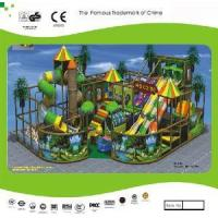 Buy cheap Indoor Playground Equipment Children Playhouse product