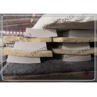 Buy cheap High Temp 92% 95% Alumina Ceramic Lining High Heat Bricks For Ball Grinder from wholesalers