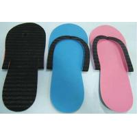 China FS-5 2Colors EVA Disposable Line Non-slip  Nail Slipper on sale
