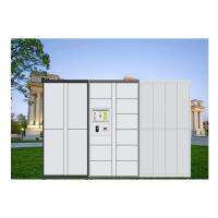 Buy cheap Electronic QR Code Dry Cleaning Laundry Locker with Contactless Card Reader from wholesalers
