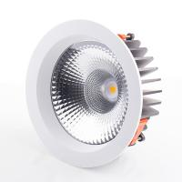 Buy cheap 24W - 40W CREE/Citizen Recessed Downlight , Dimmable Led Downlights For Office from wholesalers