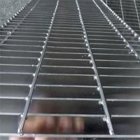 Buy cheap Stainless Steel Flat Bar Grating Large Load Bearing Capacity For Storage Rack from wholesalers