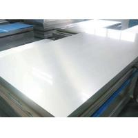 Buy cheap 409 / 409L ASTM Stainless Steel Sheet ,  420 420J2 430 SS Plate For Construction from wholesalers