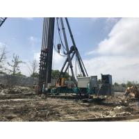 Buy cheap Eco Excavator Mounted Pile Driver , Excavator Mounted Pile Driving Equipment from wholesalers